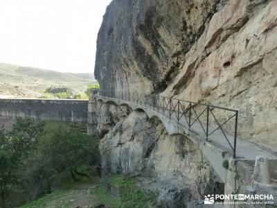 Pontón de la Oliva - Atazar - Meandros Río Lozoya - Pontón de la Oliva - Senda del Genaro;turismo
